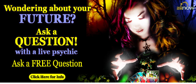 Free Question Live Psychic Reading