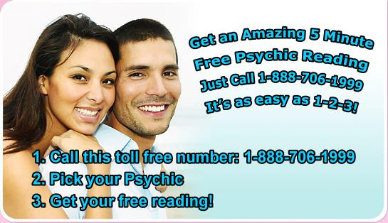 Talk Live to a Psychic for Free